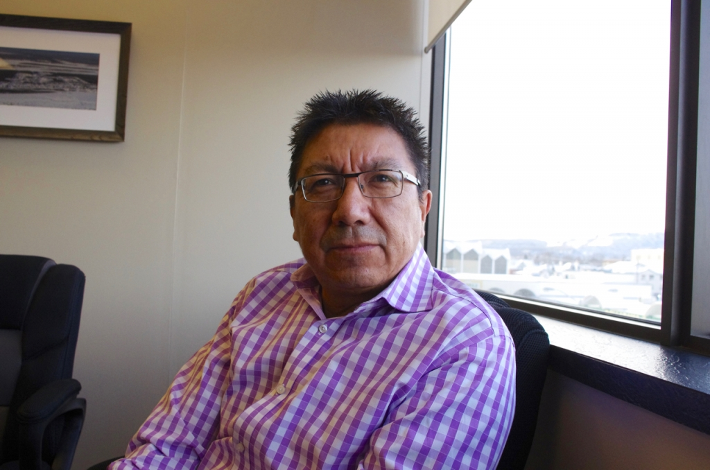 Grand Chief Alvin Fiddler is calling for a fourth phase in the inquest into the deaths of seven Nishnawbe Aski Nation high school students in Thunder Bay to implement inquest recommendations. Photo by Rick Garrick